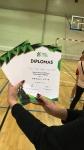 Pergalė Lietuvos mokyklų žaidynių finalinėse badmintono varžybose