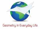 "Tarptautinis projektas Comenius ""Geometry in Everyday Life"""