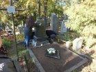 Vėlinių išvakarėse (Efrosinijos kapinės)