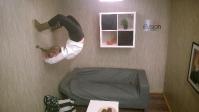 Edukacinė pamoka Illusion Roomsiliuzijų kambariuose
