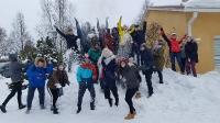 ERASMUS+ išvyka į Suomiją